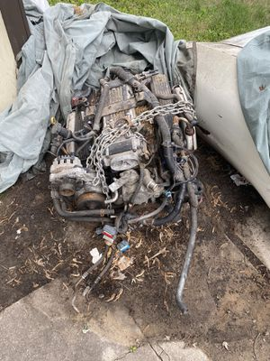 Lt1 motor and transmission for Sale in Saginaw, MI