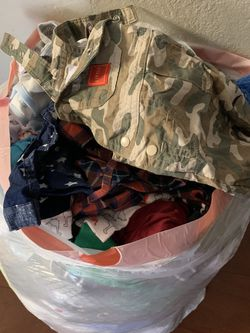Amazing Condition Boys 0-12 Months Bag Of Clothes (over 75 Items) for Sale in Fremont,  CA
