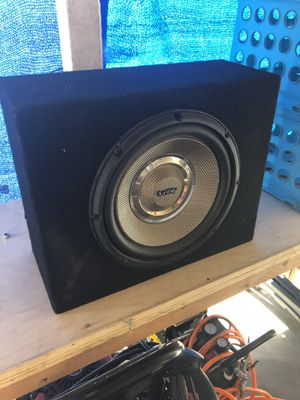"""Infinity 12"""" sub for Sale in Ontario, CA"""