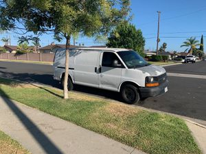 2007 chevy express 2500 for Sale in Santa Ana, CA