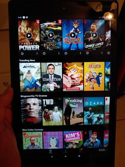 Amazon Fire tablet 10 FHD 32 Gb like new for Sale in San Marcos,  CA