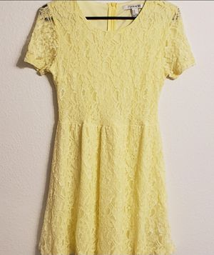 Yellow sun dress for Sale in Salem, OR