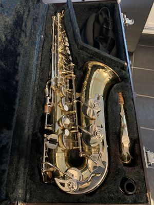 Beginning Band Alto Saxophone Yamaha YAS-23 For Sale by Band Director for Sale in Dallas, TX
