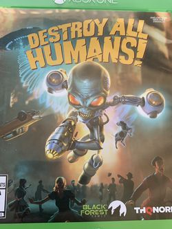 DESTROY ALL HUMANS XBOX ONE for Sale in Huntington Beach,  CA