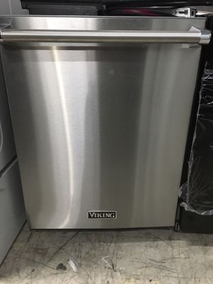 Viking dishwasher stainless steel for Sale in La Habra, CA