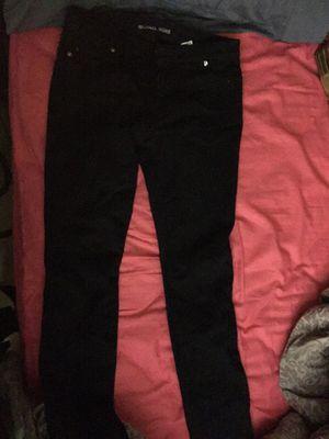 Michael Kors black jeans size 4p. for Sale in Aspen Hill, MD