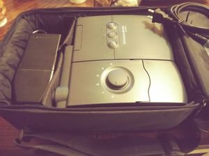 Respironics cpap machine for Sale in Tacoma, WA