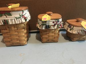 Longaberger Baskets for Sale in Canton, MI