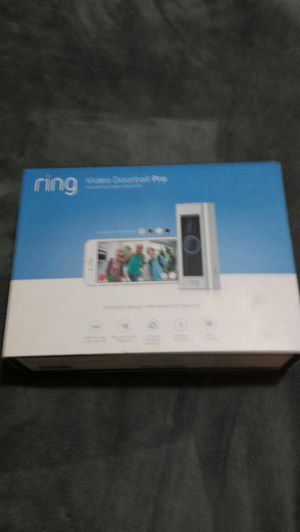 Ring Video Doorbell PRO for Sale in Moline, IL