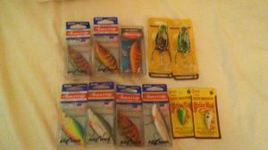 11 new fishing lures for Sale in Sacramento, CA