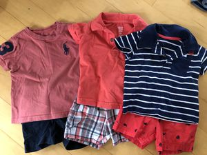 Lot of 8 Baby Boy outfits for Sale in Sarasota, FL