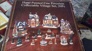 Christmas collectible Village for Sale in Mesquite, TX