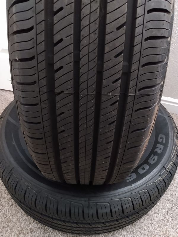 2 Brand New Ironman Tires 205/70R14 only $50 for both!