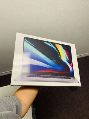 MacBook Pro 16 inch (80 down payment) 61EF6 for Sale in Dallas, TX