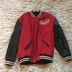 3X Mitchell & Ness Chicago Blackhawks Jacket for Sale in Detroit, MI