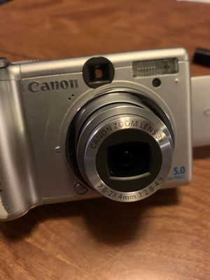 Canon PowerShot A95 Digital camera for Sale in West Covina, CA
