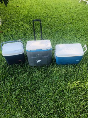 Coolers/hieleras for Sale in Houston, TX