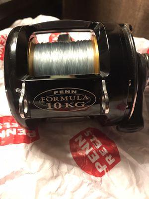 PENN Formula 10KG two speed fishing reel for Sale in Los Angeles, CA