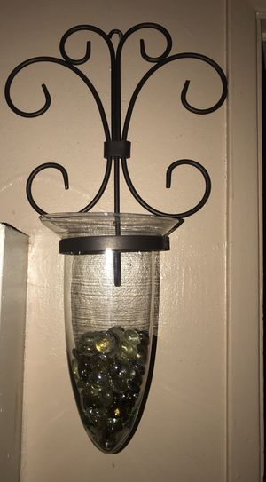 Metal Candle holder for Sale in Bloomington, CA