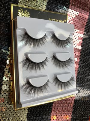 Mink eyelashes wispys style!! for Sale in Palmdale, CA
