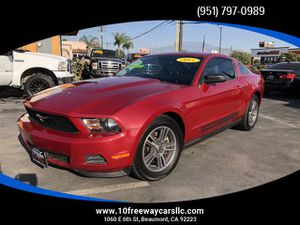 2011 Ford Mustang for Sale in Beaumont, CA