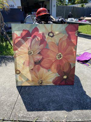 Flower painting/Print for Sale in St. Petersburg, FL