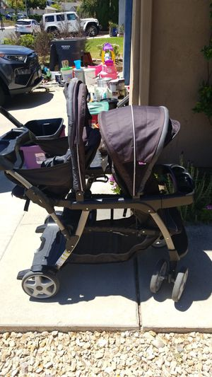 Double stroller for Sale in Poway, CA