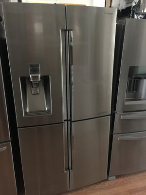 Samsung chef collection refrigerator for Sale in Huntington Beach, CA