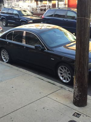 2002 bmw with 112000 rims not on car but available for Sale in Philadelphia, PA