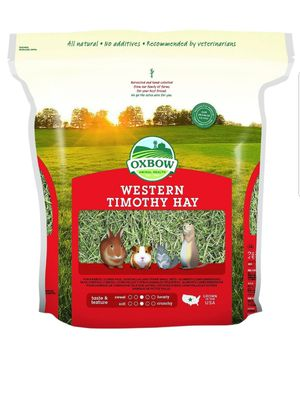 Oxbow Western Timothy Hay Small Animal Food for Sale in Washington, DC