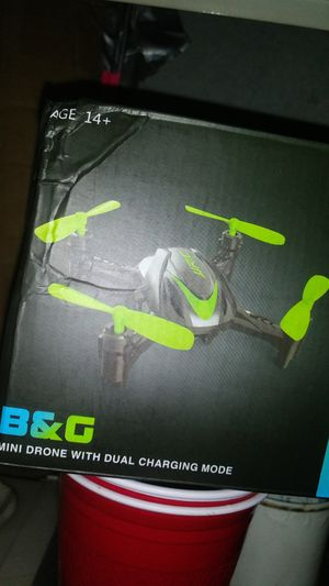 Mini drone w/controller for Sale in NEW PRT RCHY, FL