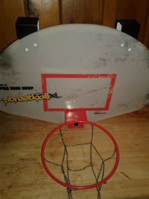 Door hanging basketball hoop for Sale in Oak Park, IL
