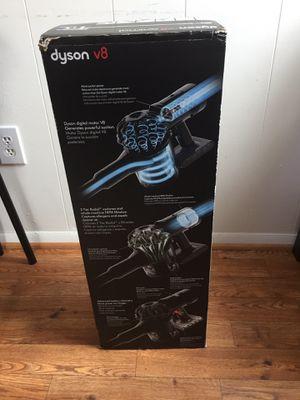 Dyson V8 Animal $300 obo brand new for Sale in Richmond, VA