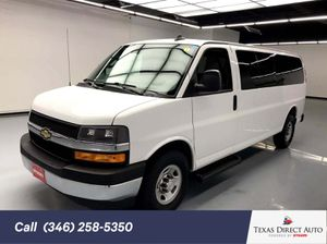2019 Chevrolet Express Passenger for Sale in Stafford, TX