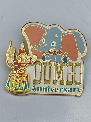 Walt Disney's Dumbo Timothy Q - 65th Anniversary LE 2500 Disney WDW Pin 50195 for Sale in Dayton, OH