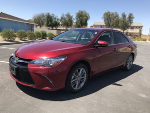 2017 Toyota Camry SE $16,000 for Sale in Las Vegas, NV