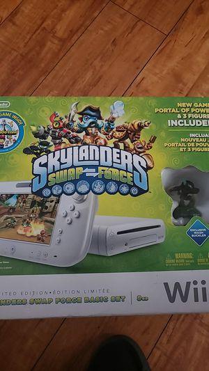 Nintendo wii u for Sale in San Bernardino, CA