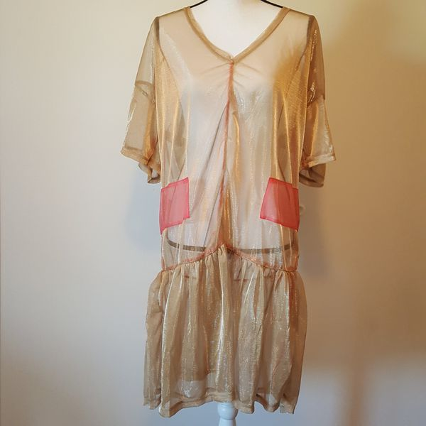 Urban Outfitters Without Walls Zia Parachute Dress