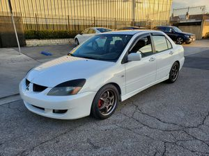 2006 mitsubishi lancer OZ RALLY EDITION MANUAL TRANSMISSION for Sale in Irwindale, CA