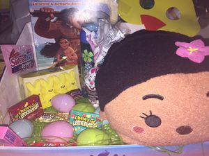 Moana Easter basket for Sale in Los Angeles, CA