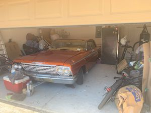 1962 chevy impala 35k obo for Sale in Kissimmee, FL