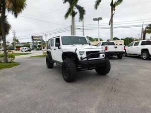 2014 Jeep Wrangler for Sale in Boynton Beach, FL
