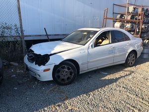 "05 Mercedes c240 ""for parts"" for Sale in San Diego, CA"