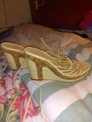 Louis vuitton snakeskin sandals for Sale in Victorville, CA