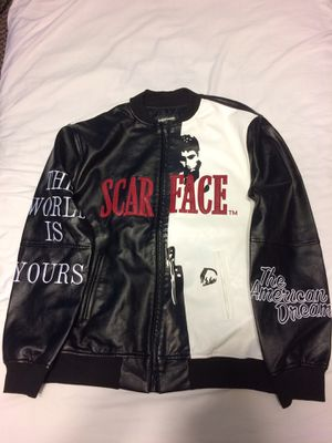 Supreme Scarface Jacket for Sale in Grand Rapids, MI