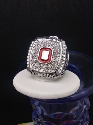 Ohio State Buckeyes 2010 Tressel Ring Size 11 for Sale in Grove City, OH