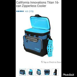 TITAN COOLER PACK for Sale in Fresno, CA