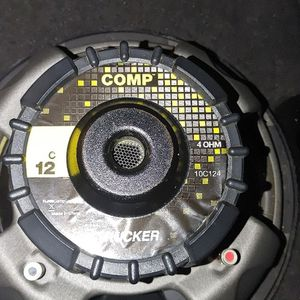 Kicker Comp 12 for Sale in Lawndale, CA