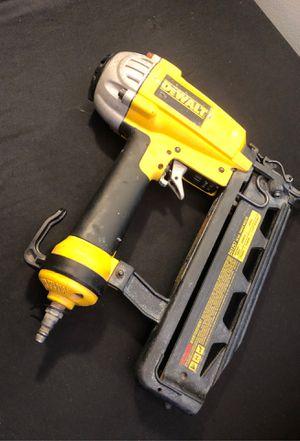 Dewalt nail gun for Sale in Evans, CO