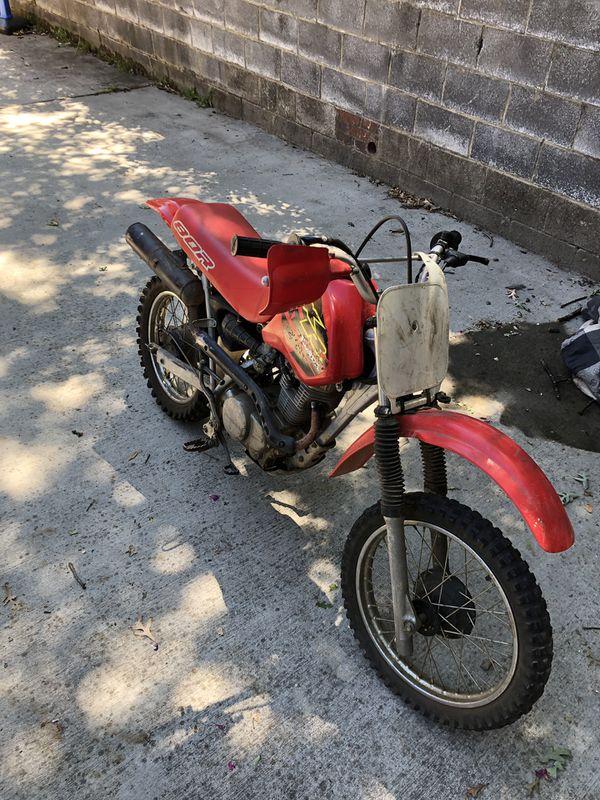 2 Dirt Bikes